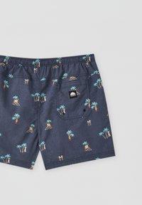 PULL&BEAR - Shorts da mare - blue - 4