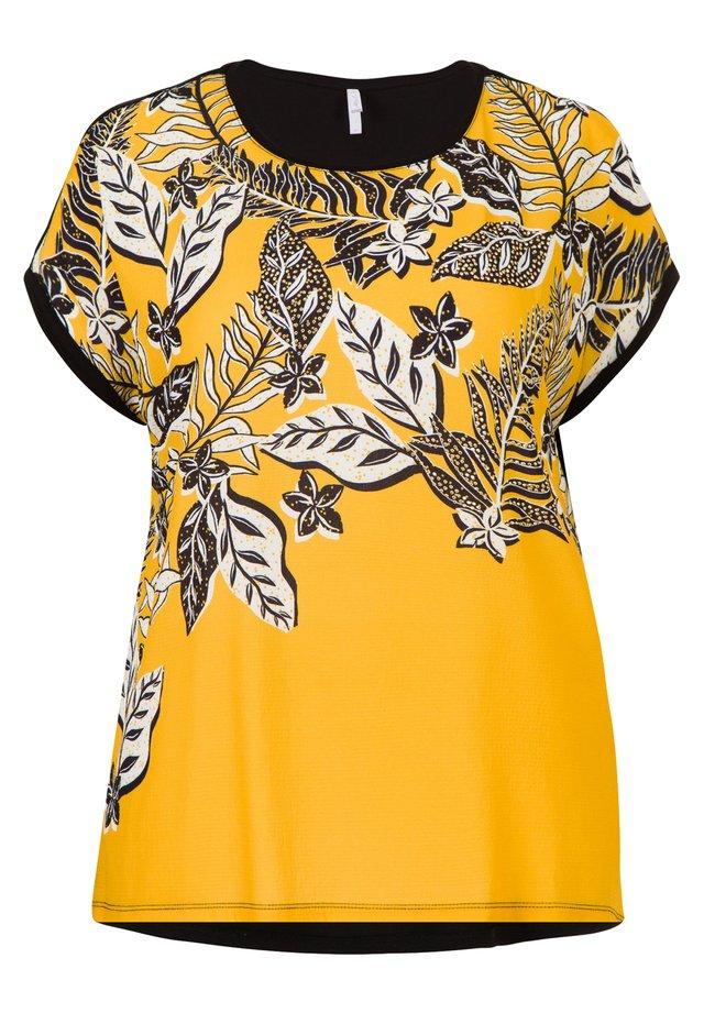 Print T-shirt - m.mimosa