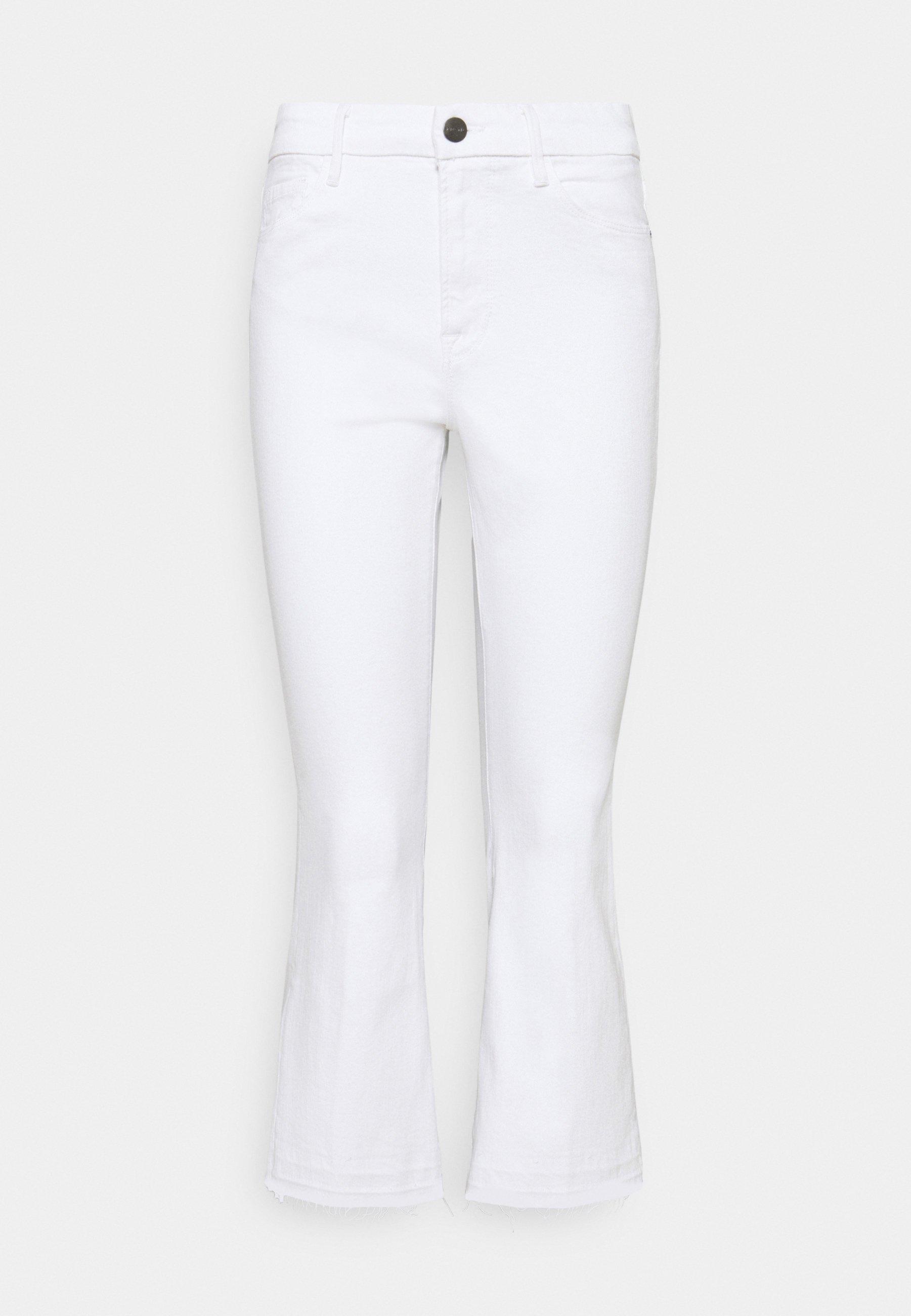 Women LE PIXIE CROP MINI BOOT  - Bootcut jeans