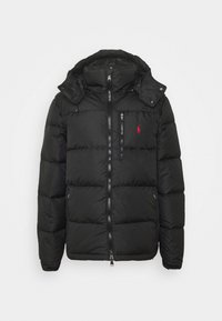 Polo Ralph Lauren - RECYCLED CAP JACKET - Daunenjacke - polo black - 5