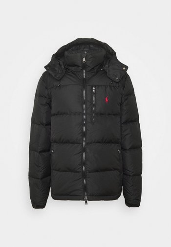 EL CAP FILL JACKET - Down jacket - polo black