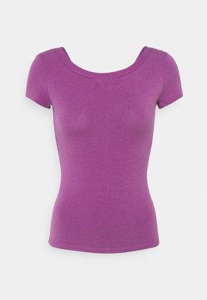 DANZANTE - T-shirt print - wisteria