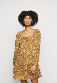 Faithfull the brand - INDIRA DRESS - Denní šaty - la medina - 0