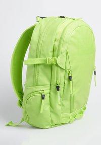 Superdry - COLOUR TARP - Rucksack - lime green - 1