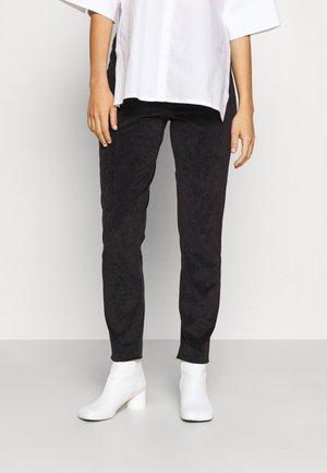 TRONTO - Trousers - nero