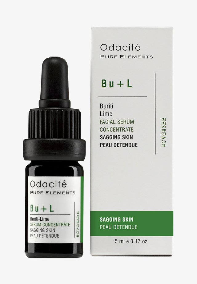 BU+L SAGGING SKIN BOOSTER - BURITI + LIME - Siero - -