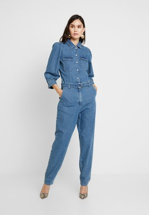 SERALA - Jumpsuit - denim blue