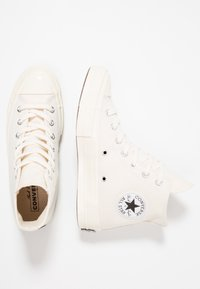 Converse - CHUCK TAYLOR ALL STAR 70 HI - Høye joggesko - mono natural - 1