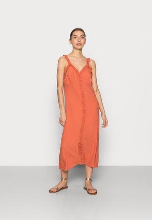 STAY DRESS - Sukienka letnia - ginger spice
