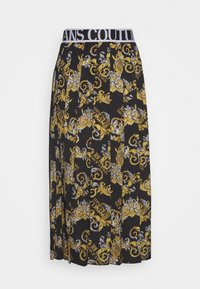 Versace Jeans Couture - A-line skirt - nero - 3
