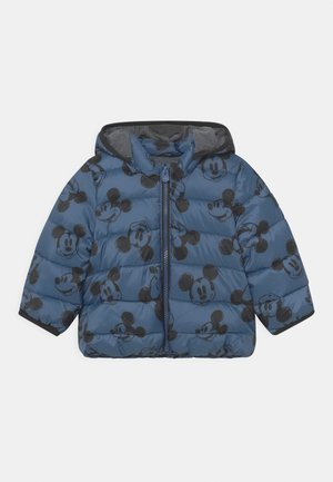 DISNEY MICKEY PUFFER - Winter jacket - bainbridge blue