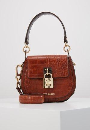 BBLARE - Handbag - cognac