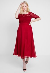 Swing Curve - Cocktail dress / Party dress - rot - 2