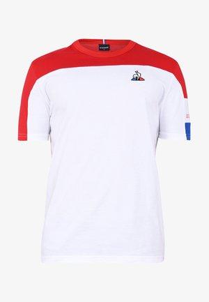 TRI TEE  - T-shirt print - white