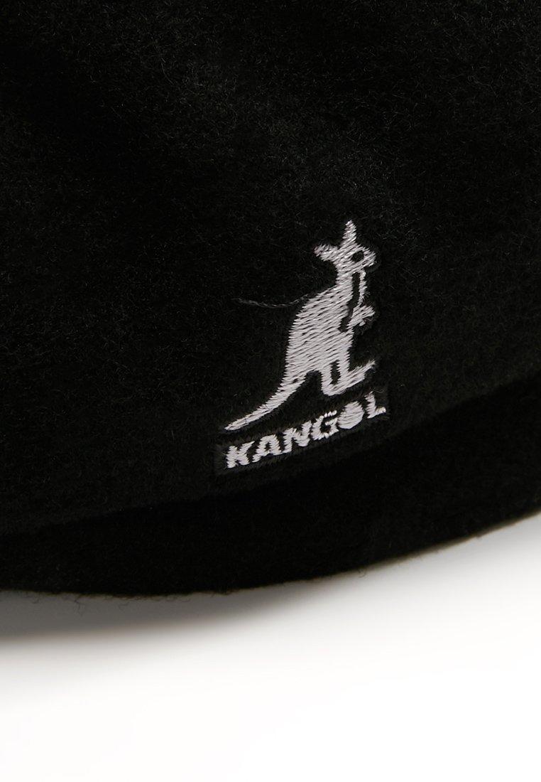 Kangol JAX BERET - Lue - black/svart VzyOmdP9uCb7ZPz