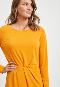 Vila - VICLASSY - Day dress - gold - 3