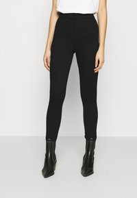 Vero Moda - VMAIDY ANKLE - Leggings - Trousers - black - 0