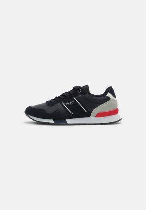 CROSS 4 COURT - Sneakersy niskie - navy