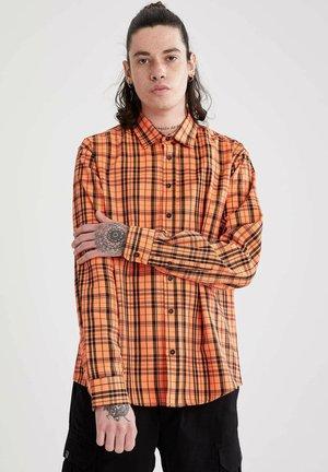 Overhemd - orange