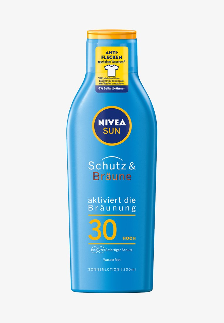 Nivea - PROTECT & BRONZE LOTION SPF 30 - Protection solaire - -