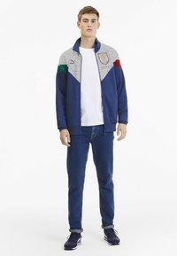 Puma - Sweater met rits - birch-limoges - 1