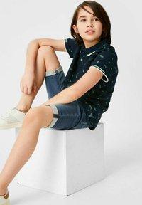 C&A - Denim shorts - denimblue - 2