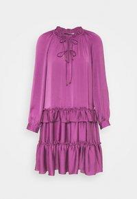 TESSA DRESS - Day dress - beet