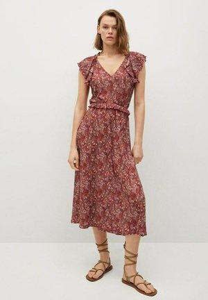 Day dress - fresa