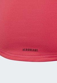 adidas Performance - G A.R. W ASK LS - Top sdlouhým rukávem - powpnk/msilve - 6