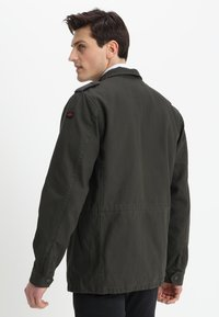 HARRINGTON - ARMY - Veste légère - kaki - 2