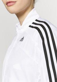 adidas Performance - MARATHON  - Sports jacket - white - 4