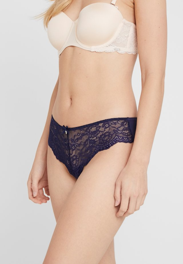 ROSIE BRIEF - Trusser - navy