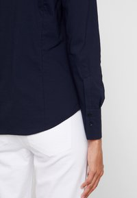 More & More - Button-down blouse - marine - 5