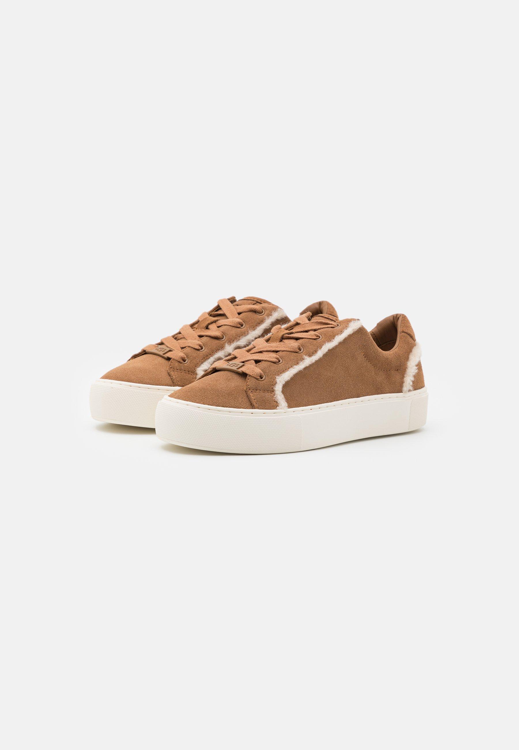 UGG ZILO HERITAGE Sneaker low chestnut/cognac