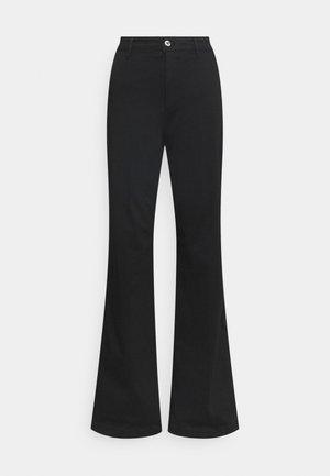 SHANON - Pantalones - black