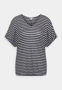Esprit - TEE - T-shirts med print - navy - 0