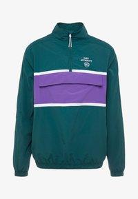 K1X - HALFZIP JACKET - Training jacket - bistro green - 3