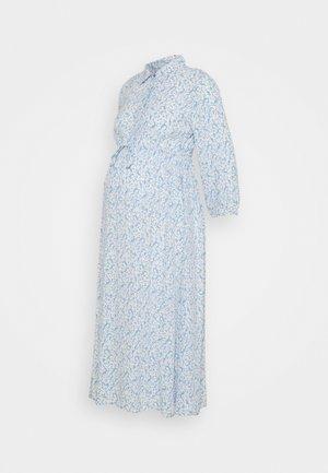 PCMLUA MIDI DRESS - Maxi dress - little boy blue