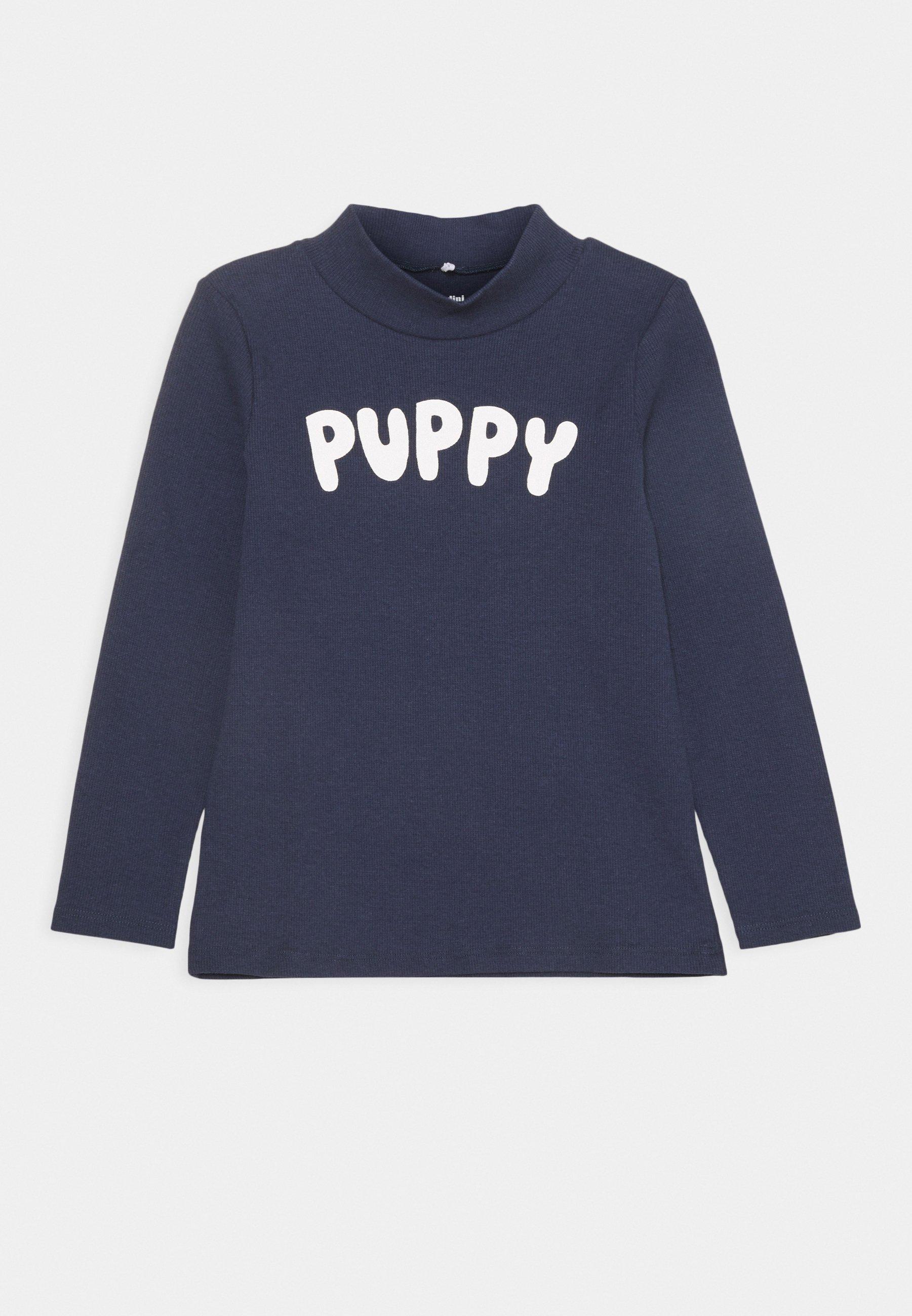 Kids PUPPY TEE UNISEX - Long sleeved top