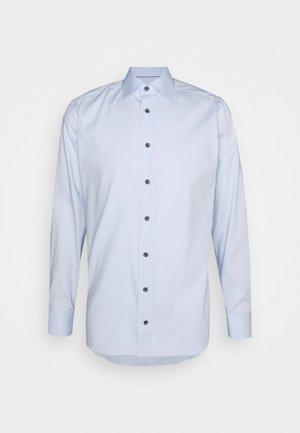 SLIM FINE STRIPES WEAVE SHIRT - Formal shirt - blue