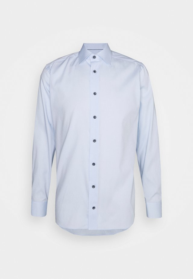 SLIM FINE STRIPES WEAVE SHIRT - Zakelijk overhemd - blue