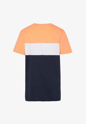 Camiseta estampada - bright orange