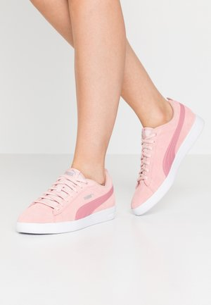 SMASH - Trainers - peachskin/foxglove/silver/white