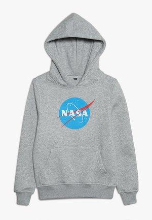 NASA HOODY - Hoodie - grau