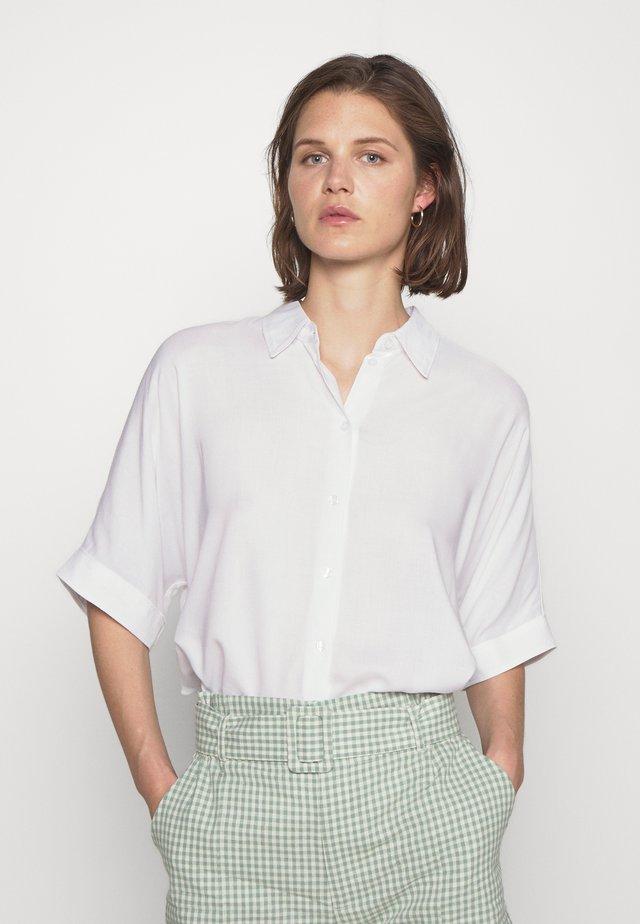 KELIS - Button-down blouse - brigh white