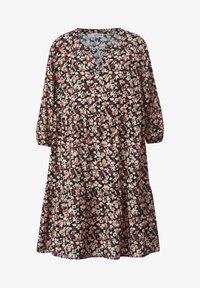 Angel of Style - Day dress - schwarz,rosé - 2
