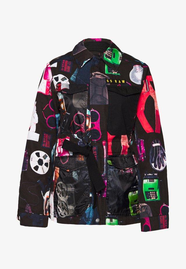 ROVIC FIELD - Summer jacket - black