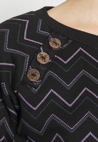 Ragwear - DARIA - Sweatshirt - black - 5