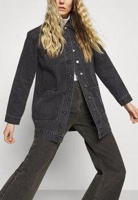 Carin Wester - JACKET TORI - Short coat - black - 3