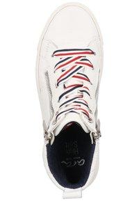 ara - Sneakers hoog - weiss - 3